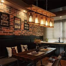 100 Rustic Ceiling Beams Amazoncom Wood Beam Edison Hanging Light Indoor