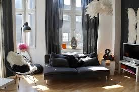 eine coole wohnzimmer ecke hier wurde optimal mit hellen