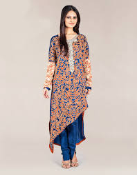 latest silk tunic dresses designs for girls 2017 beststylo com