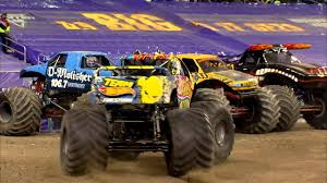 Monster Jam In Ford Field - Detroit, MI 2014 - Full Show - Episode ...