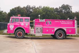 Pink Fire Truck - #GolfClub