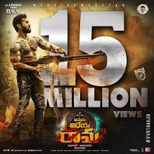 Vinaya Vidheya Rama Trailer Gets 15 Million Digital Views On Youtube