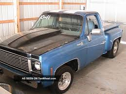 1976 Chevy C - 10 Stepside Bb - 468 400 Trans 9 Inch (pro Street Or ... Truck Parts And Accsories Amazoncom 82 Chevy 19472008 Gmc Nicely Preserved Optioned 1976 Chevrolet K20 Scottsdale Bring A Lifted Corvette With A Pickup Bed Is The Best Part Guy Heater Ac Controls Flashback F10039s New Arrivals Of Whole Trucksparts Trucks Or Dans Garage C10 Long 462 Big Block Start Up Dash View About To Buy Stepside Forum Silverado Connors Motorcar Company Find Used C30 1 Ton 3500 Crew Cab Dually
