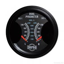 ISSPRO-ISSPRO Dual Pyrometer Gauge, 3 Inches, 1200F - R612-R612. Products Custom Populated Panels New Vintage Usa Inc Isuzu Dmax Pro Stock Diesel Race Truck Team Thailand Photo Voltmeter Gauge Pegged On 2004 Silverado Instrument Cluster Chevy How To Test Fuel Pssure On A Dodge Ram With Common Workshop Nissan Frontier Runner Powered By Cummins Power Edge 830 Insight Cts Monitor Source Steering Column Pod Ford Enthusiasts Forums Lifted Navara 25 Diesel Auxiliary Gauges Custom Glowshifts 32009 24 Valve Gauge Set Maxtow Performance Gauges Pillar Pods Why Egt Is Important Banks 0900 Deg Ext Temp Boost 030 Psi W Dash Pod For D