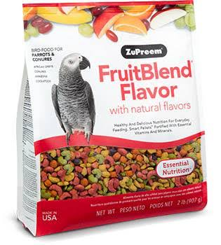 Zupreem Fruit Blend Bird Food