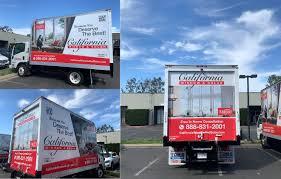 100 Warner Truck Center Vehicle Graphics
