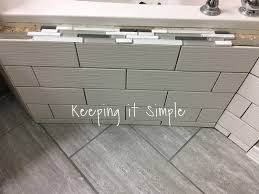Tiling A Bathtub Skirt by Keeping It Simple Tips On How To Tile A Corner Bathtub Using