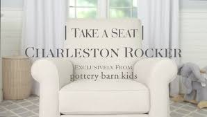Charleston Rocker | Pottery Barn Kids - YouTube Serra Glider At Buy Baby Nursery Pinterest Buy Best Chair Story Time Best Chairs Storytime Series Tryp Swivel Mothers Day Giveaway 4 Pottery Barn Kids Seacliff Diaper Tote 25 Beach Style Gliders Ideas On Rocker Reviews Lay Baby Nursery Tour Healing Whole Nutrition Pb Vs Everly Monet Interior Design Durable And Stable Sleigh Cribs For Safety Are Available In Fniture Bedding Gifts Registry Barn Kids Cribs Dressers The Bump 31 Best Dream Whlist Images