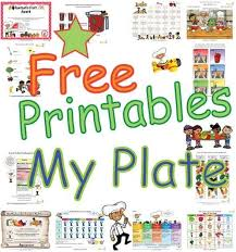 Introduce The New My Plate To Puerto Rican Children With Our Learning Sheets Coloring Pages Worksheets And Activity Using Common Food Group