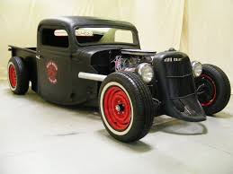 Pickup For Sale: Rat Rod Pickup For Sale