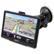 100 Gps Systems For Trucks Junsun D100PT 7 Inch HD Car GPS Navigation FM Bluetooth AVIN Latest Map Sat NAV Truck GPS Navigators Automobile