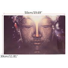 Yoga Buddha Zen I Feel Buddhaful Print 8x10 Inches Etsy