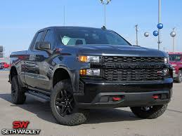 100 Four Door Truck 2019 Chevy Silverado 1500 Custom 4X4 For Sale In Pauls