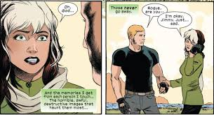 With The Slightest Touch Why Rogue Matters To Me As A Gay Man