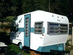 Small Camper Ideas Campers For Rent Makeover And Remodel Brilliant Exterior Paint