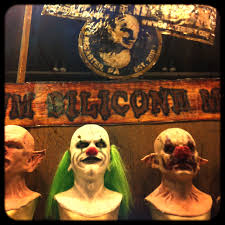 Halloween Silicone Half Masks by Transworld Halloween U0026 Attractions Show Highlights Live From The