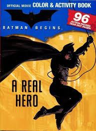 1147199 Batman Begins A Real Hero