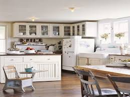 Shabby Chic White Ceiling Fans by Flossy Farmhouse Style Kitchen Rustic Decor Ideas Decoration Y
