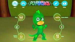 PJ Masks Games Craft Character Vehicle