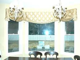 Window Valance Ideas Dining Room Formal