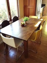 crate and barrel basque honey 65 dining table pier 1 mason