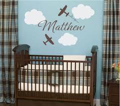 kid bedroom fancy image of baby airplane boy bedroom decoration