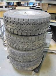 100 Ford Truck Rims 17 With Toyo Tires 4 Pieces Property Room