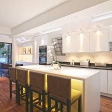 Enorm Modern Kitchen Lighting Ideas John Cullen LED