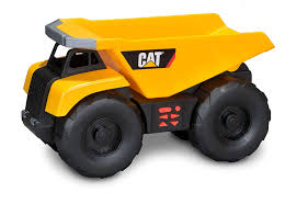 Buy CAT Job Site Machine - Dump Truck, Yellow/Black Online At Low ... Cat Big Rev Up Machine Dump Truck Toy At Mighty Ape Nz Tough Tracks Cstruction Crew Sand Set Amazoncom State Caterpillar Takeapart Trucks Express Train With Machines Toys 36 Piece Kids Shaped Floor Puzzle Nr16n Reach Yellow Norscot 55242 125 Scale Luxurious Cat Cement For Sale 15 Remote Control Toystate Job Site By Revup Vintage Ls Buy Mini Cars Of