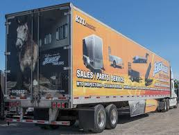 100 Big Rig Truck Sales Jensen Trailers Wraps Transport Advertising