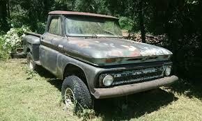 100 1965 Chevy Stepside Truck EBay Chevrolet C10 Chevrolet K10 SWB Factory