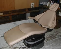 Marus Dental Chair Upholstery by Dentalez E2000 Pre Owned Dental Inc