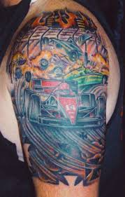 Car Tattoo Design For Girls 2011 6 Friday April 13 2012 This Weeks Tuesday Heres A Classic By The Muscle