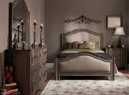 Cobblestone 4 pc King Bedroom Set Bedroom Sets