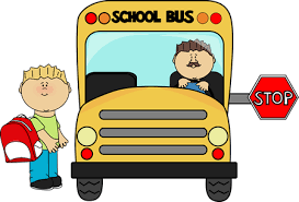 Take The Bus Clipart 1