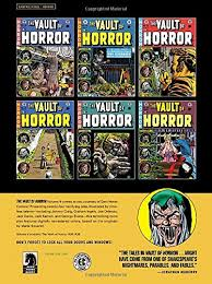 The EC Archives Vault Of Horror Volume 4 Various Jonathan Maberry 9781616555191 Amazon Books