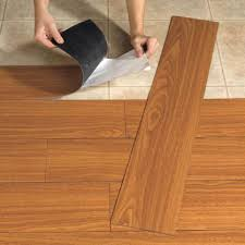 PVC Has Slightly Softer Surface Compared To Wooden Flooring As The Product Is Backed With A Thin Layer Of Either Felt Or Foam