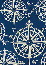 Nautical Indoor Outdoor Area Rugs