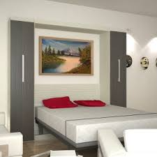 bedroom small space bedroom decoration using murphy bed kit ikea