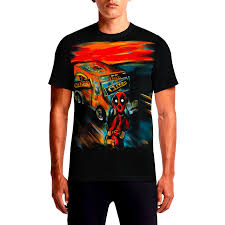 deadpool tacos t shirt for sale india online buy best marvel t