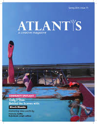 Corpse Bride Tears To Shed Guitar Chords by Atlantis Spring 2016 By Atlantis Issuu