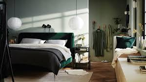 luxuriöses schlafzimmer gestalten ikea deutschland