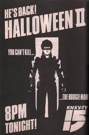 Cast Of Halloween 2 1981 by Post No Bills Halloween U2013 Nitehawk Cinema U2013 Williamsburg