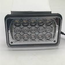 Chrome / Black Truck 4x6 LED Projector Headlight 5D Sealed Beam ... 2x Upgrade Projector Hilo Beam Headlights Fit Peterbilt 359 Truck 5 X 7 Led Headlight Universal White Black Rigid Industries 41998 Chevy 8piece Chrome Set Whalos And Volvo Fe Powerful Trucks 4x6 Sealed To Cversion Hid Kit Pros Trucklite Gmc Savana With Factory 2015 In 2017 Are Awesome The Drive Ratings For Pickup Not Good How To Protect Trucklite Generation 2 Headlights Phase 4x4ovlander Rember My Big Truck Inexpensive Round By Better 52017 F150 Anzo Outline Housings