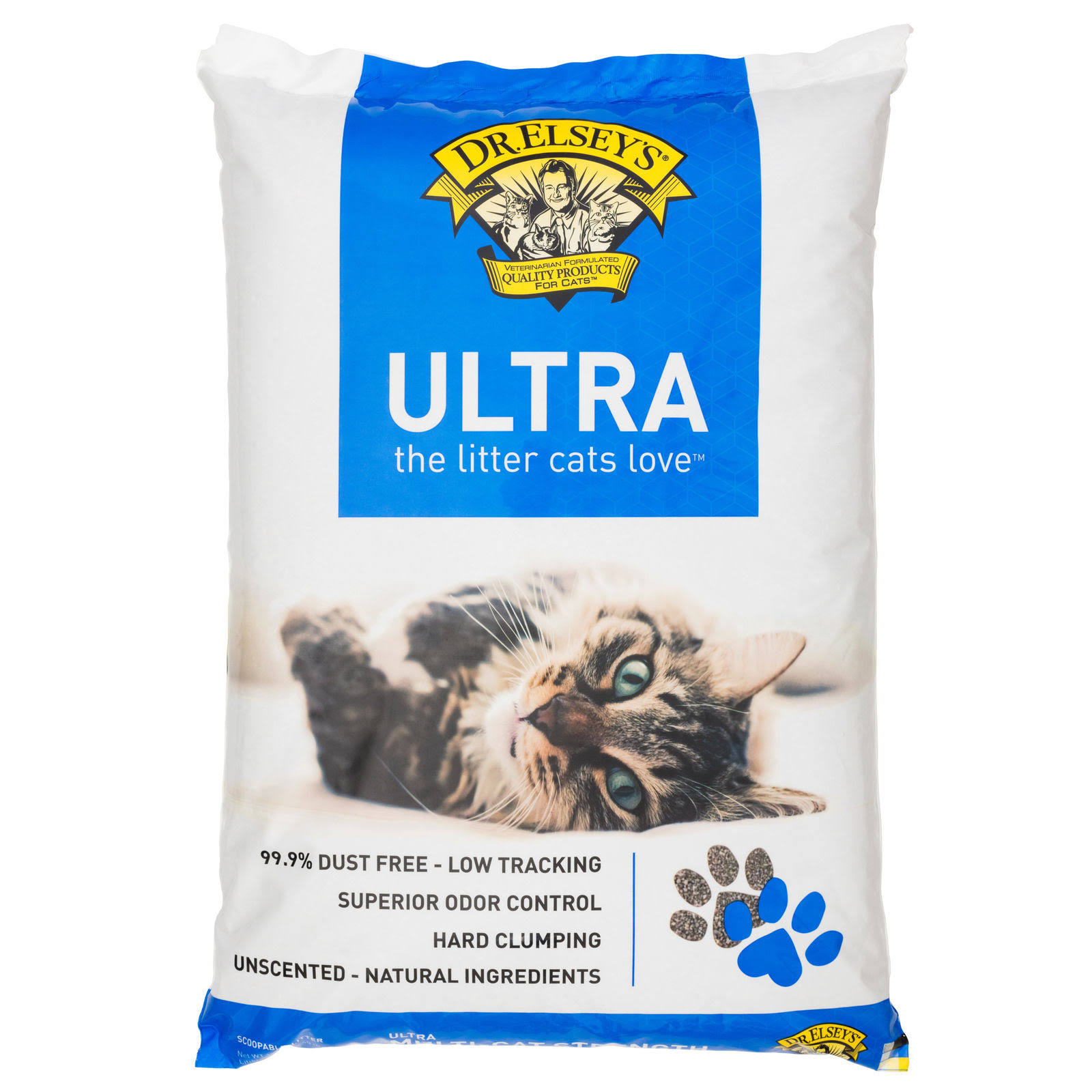 Dr. Elsey's Ultra Precious Cat Scoopable Litter