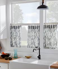 Spring Loaded Curtain Rod by Decorative Spring Tension Rod Country Curtains