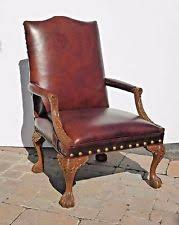 Sam Moore Leather Sofa by French Antique Chairs 1950 Now Ebay