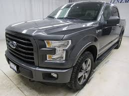 100 Lenz Truck Vehicle Details 2016 Ford F150 At Fond Du Lac WI