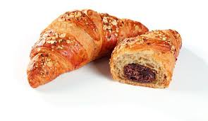 Milk Chocolate Filled Croissant