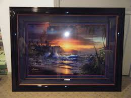 100 Christian Lassen Prints Our Piece Of Art Is Done By Riese Maui Daybreak